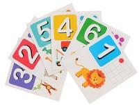 Обучающие карточки для детей