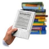 Е-книги обогнали издания в твердой обложке по продажам на Amazon