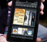 Amazon продает больше миллиона устройств Kindle в неделю