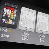 В линейке Kindle появились четыре новинки, включая «планшетник»