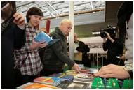 Начинает работу выставка-ярмарка «Книги России»