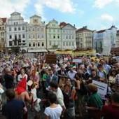 В Чехии продолжаются акции против повышения НДС на книги