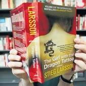 Ларссон остался самым «продаваемым» в Европе писателем
