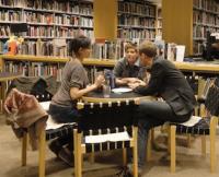 Осенью пять московских библиотек станут медиацентрами