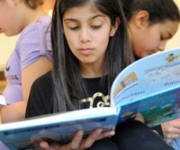 В библиотеках Великобритании растет спрос на детскую литературу