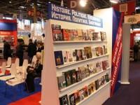 Российские издатели приняли участие в Парижском книжном салоне 2016