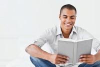 63% британских мужчин редко читают
