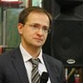 Владимир Медиснкий встретился с читателями и анонсировал новую книгу