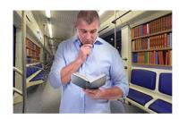 Московское метро предложит пассажирам виртуальную библиотеку