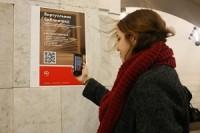 В виртуальной библиотеке московского метро появятся новые книги