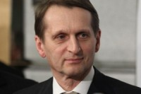 Оргкомитет по проведению Года литературы возглавил Сергей Нарышкин