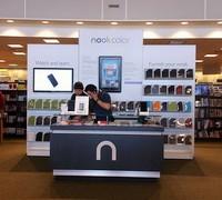 Продажи в «Nook-сегменте» сети Barnes & Noble выросли на 34,3% за год