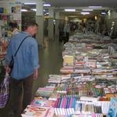 Столичная книжная ярмарка в «Олимпийском» может быть закрыта