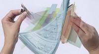 Разработан революционный гибкий букридер PaperTab