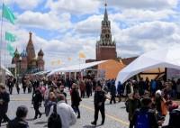 В Москве прошел третий книжный фестиваль «Красная площадь»