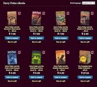 Цифровых книг о Гарри Поттере продано уже на 3 миллиона фунтов