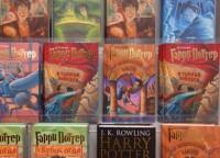 «Росмэн» отказался от продления контракта на издание книг о Гарри Поттере