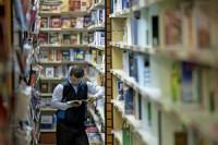Расходы россиян на книги увеличились