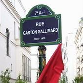 Новоявленная улица Гастона Галлимара во Франции вызвала протесты