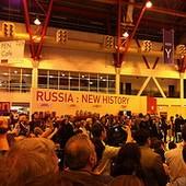 Лондонская книжная ярмарка узнала Россию ближе