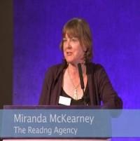 Подкаст семинара «Читатели сегодня и завтра»: Миранда МакКирни, руководитель библиотечной ассоциации