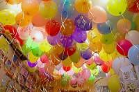 Воздушные шары для любого праздника