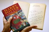 В Великобритании украли первое издание книги о Гарри Поттере