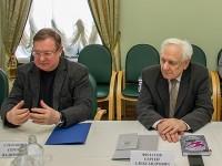 Состоялась встреча Российского книжного союза и Союза писателей России