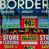Интеллектуальная собственность и часть магазинов Borders пойдут с аукциона