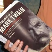 Тираж мемуаров Марка Твена придется допечатывать 6 раз