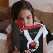 Сага о вампирах поддержала британский рынок детской литературы