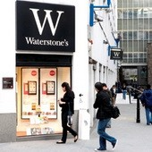 Мамут может предложить за Waterstone's 35 миллионов фунтов