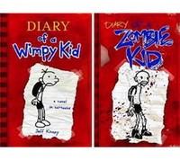 Автор книжной серии «Дневник слабака» защищает в суде свою торговую марку