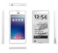 Отечественный смартфон YotaPhone будет наполовину е-ридером